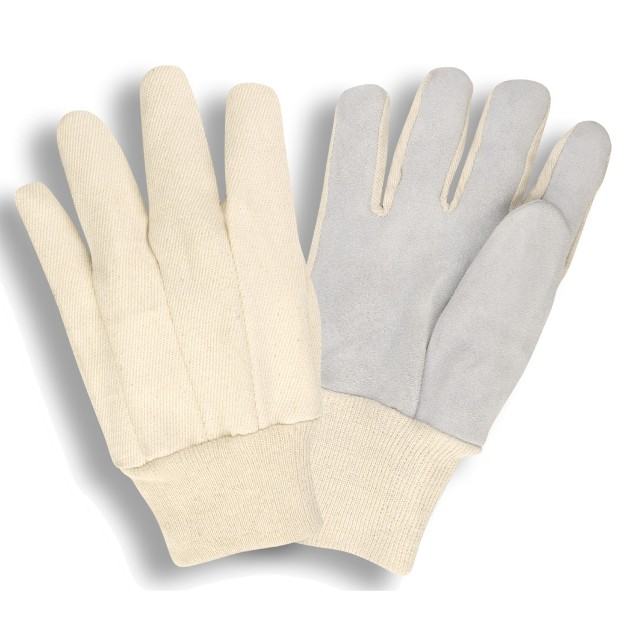 Leather Palm Clute Cut Gloves