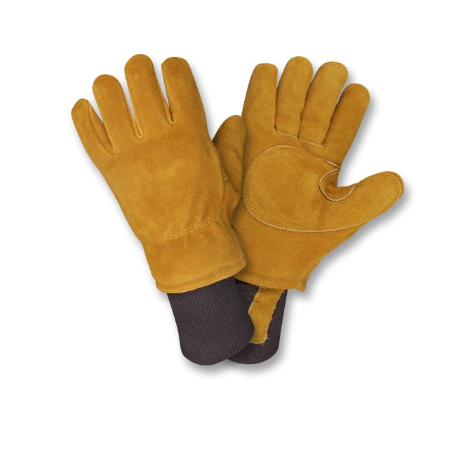 Leather Freeze Beater Gloves