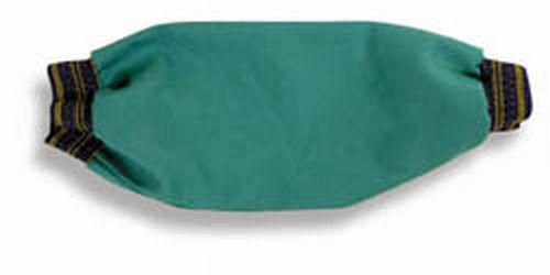 Green Sateen Welding Sleeve