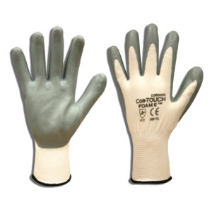 Coated Machine Knits Gloves